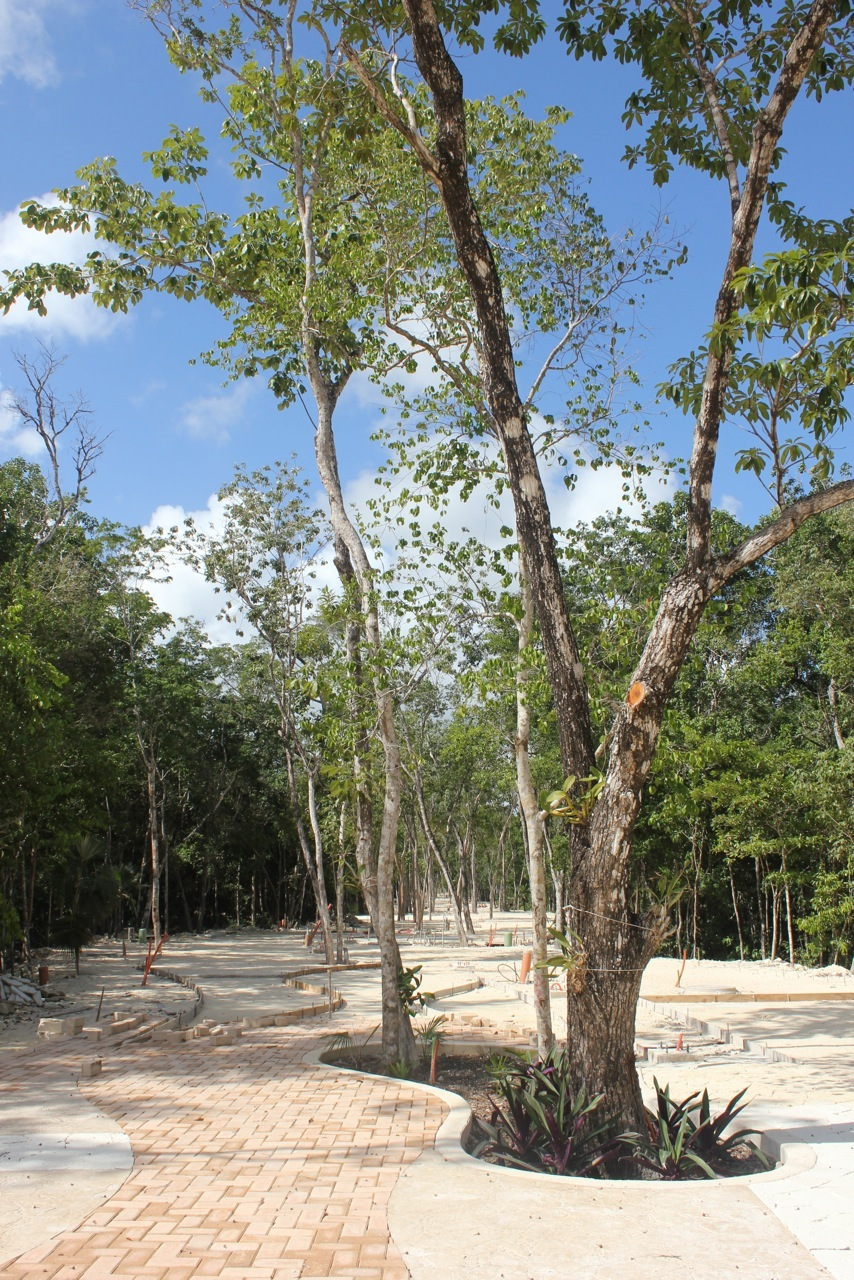Aldea Zama progress (November 2011), best tulum development