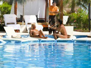 Hidden Beach Resort: a nudist hotel in Tulum